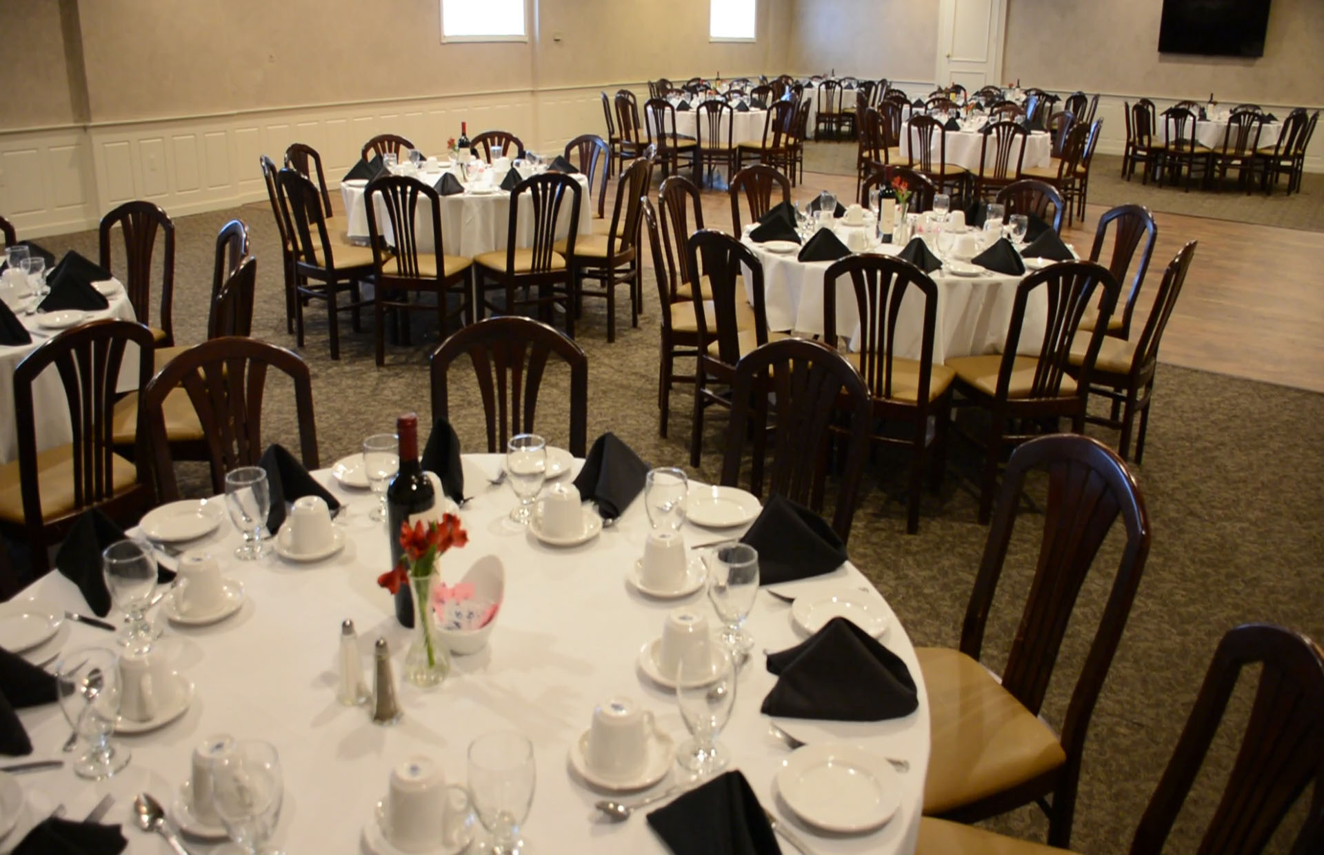 larger banquet room